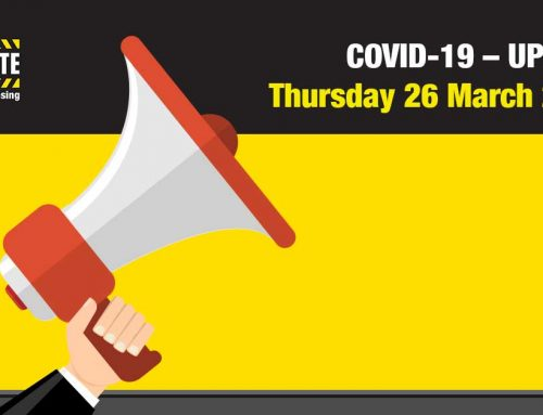 COVID – 19 | Our Campuses are open